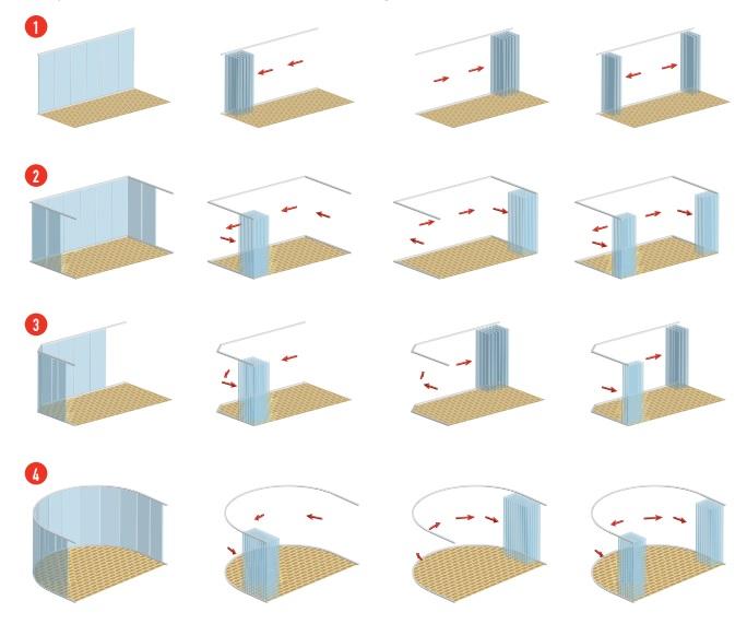 Rideaux de verre - Image 3