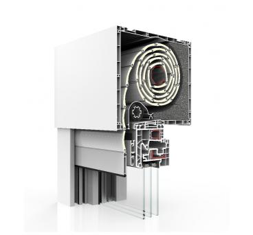 Estores/Caixas Compactas PVC - Imagem 1