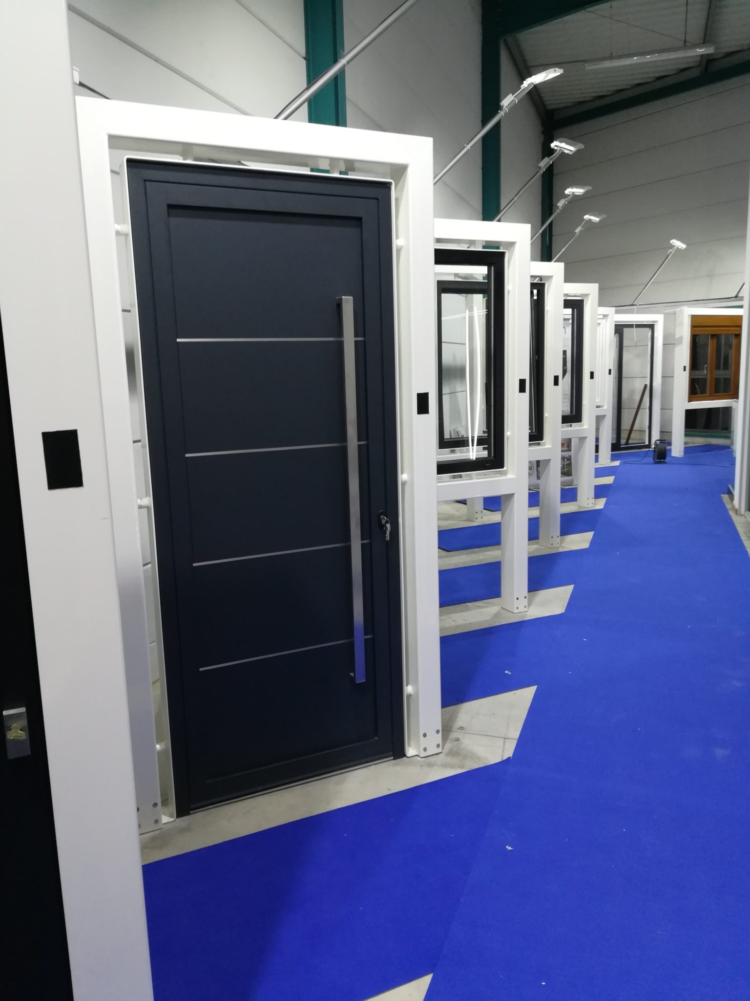 Showroom alu-M em França - Imagem 2