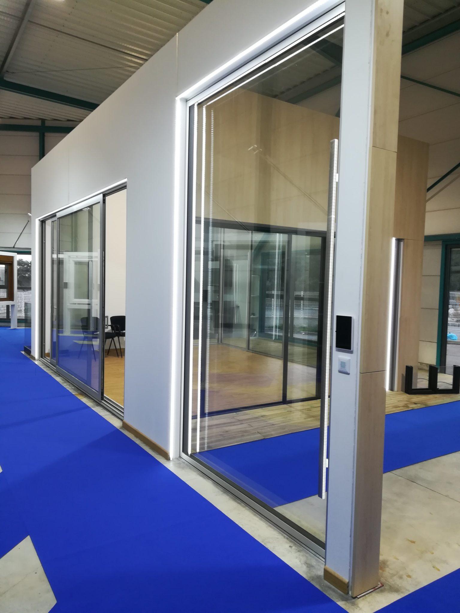 Showroom alu-M em França - Imagem 3