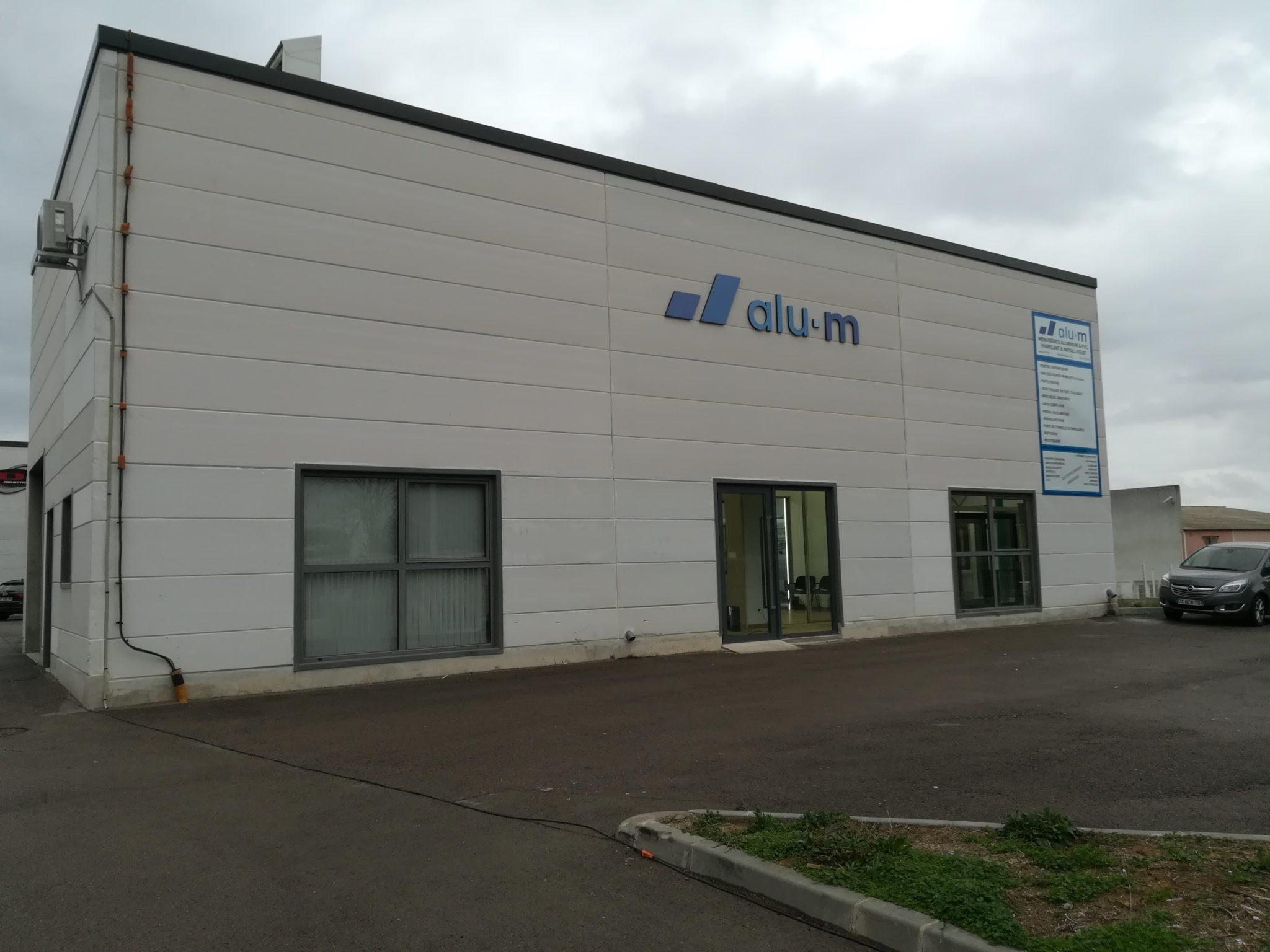 Showroom Alu-M en France - Image 1